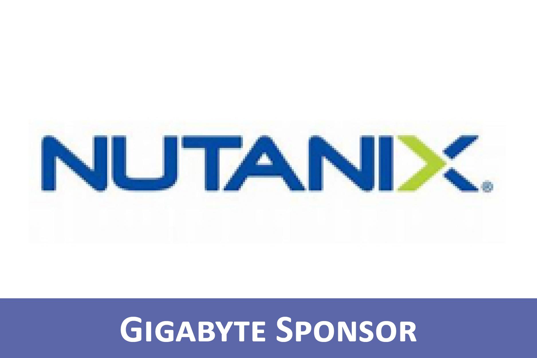 1. Nutanix